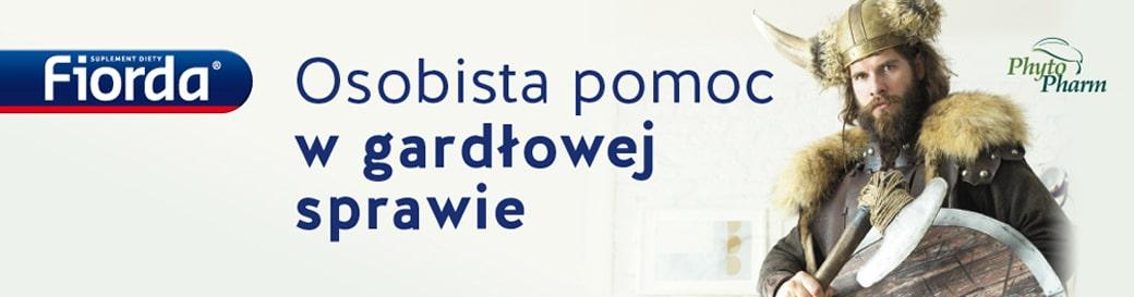 Pastylki na gardło dla dzieci i dorosłych – Fiorda.pl