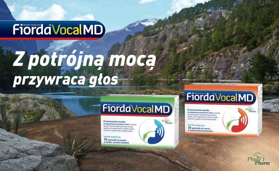 Fiorda Vocal MD banner